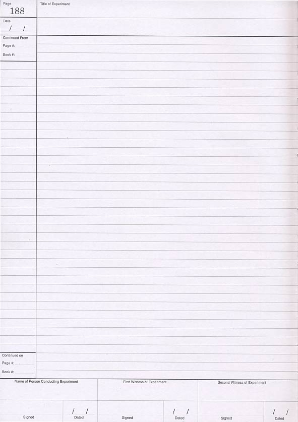 Dynamic Stationery: Gridded Notebook